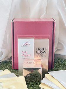 Abby Glass Skin Set -1