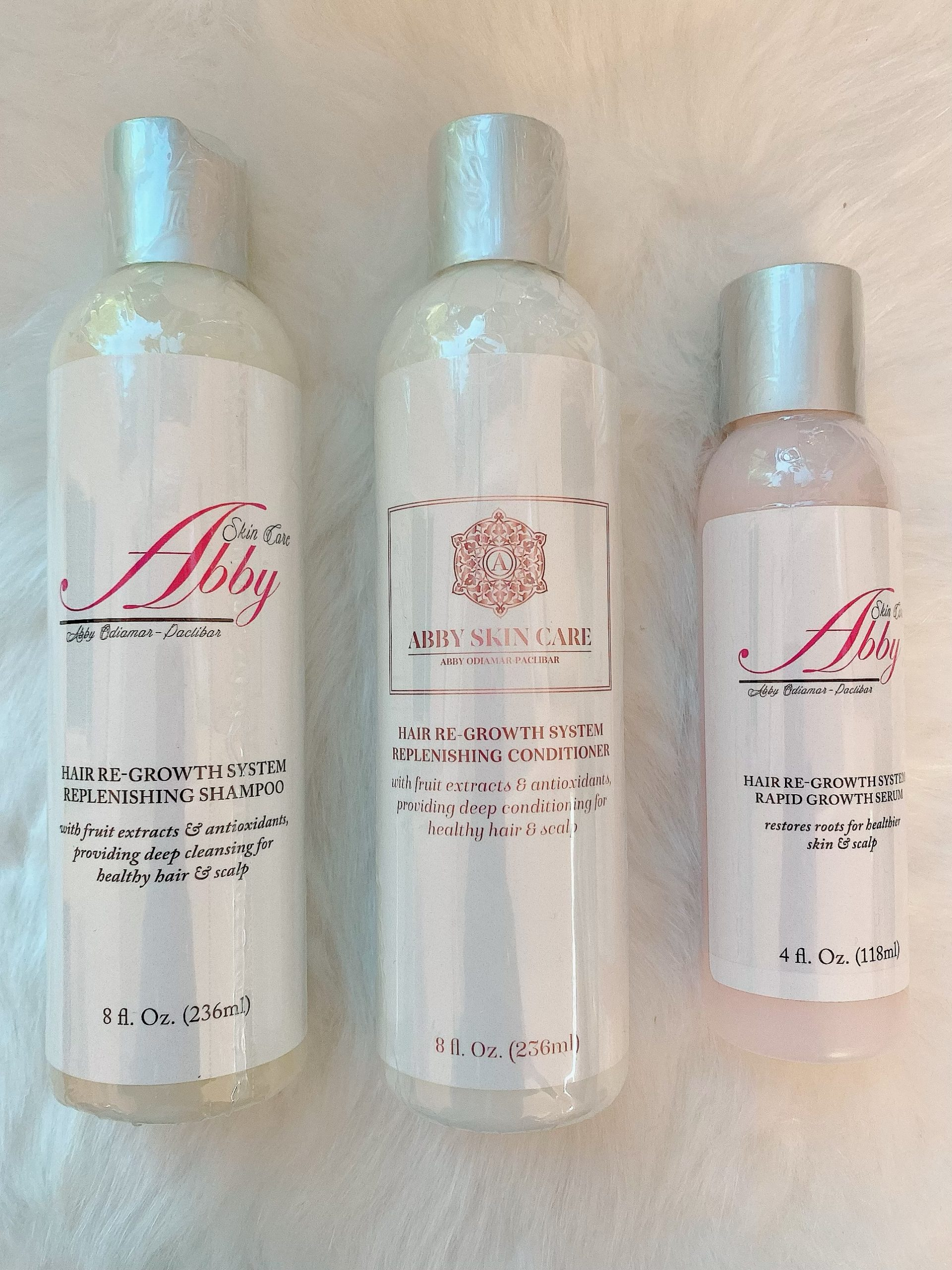 Hair Re-Growth System