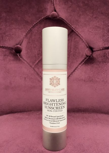 Flawless Brightening Sunscreen Non-Tinted
